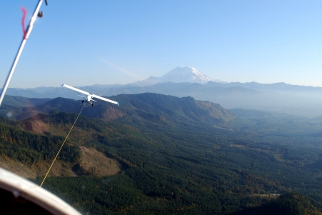 "The ""aerial tow truck"" took us to 4,000 feet."