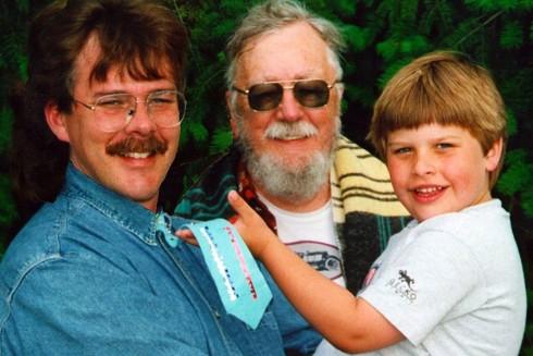 Tom, Dad & Michael