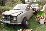 1965 Saab 96 3 cyl 2stroke